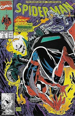 Spider-Man No.7 / 1991 Ghost Rider / Todd McFarlane