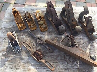 Wood Planes from the clean-out lot #6