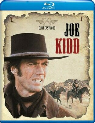 Joe Kidd Blu-ray