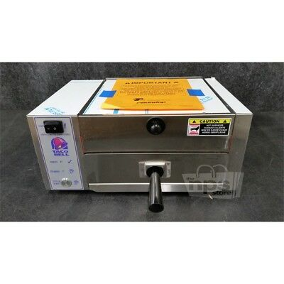 A.J. Antunes 9100416 CM-100 Cheese Melter 208V 3300W 7sec Cycle Time*