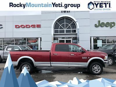 2015 3500 Laramie 2015 Ram 3500, Maroon with 45,059 Miles available now!