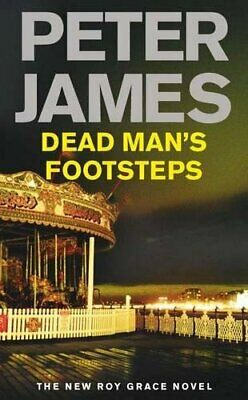 Dead Man's Footsteps (Ds Roy Grace 4) by James, Peter Book The Cheap Fast Free