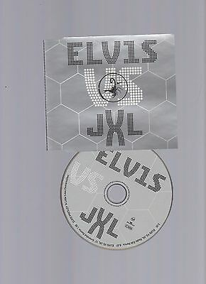 ☆☆ ELVIS PRESLEY A LITTLE LESS CONVERSATION  CD SINGLE 3 track EX CONDITION ☆☆