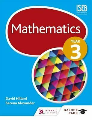Mathematics Year 3 by Alexander, Serena Book The Cheap Fast Free Post