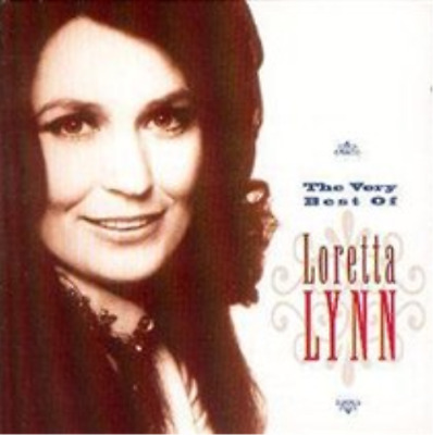 Loretta Lynn-The Very Best Of Loretta Lynn CD NEW