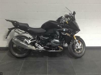 BMW R1200 RS Sport SE Electronic suspension, Cruise control, Prep for Sat nav,