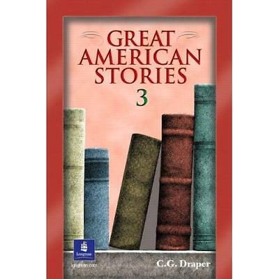 Great American Stories 3, Vol. 3 - Paperback NEW C. G. Draper August 2002