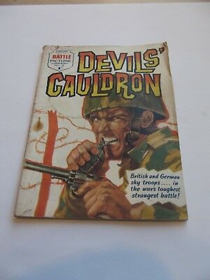 Battle Picture Library - Devils Cauldron - No.2