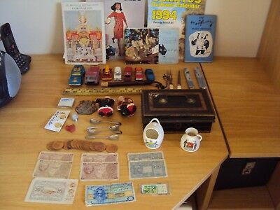 Job Lot Of Vintage Collectables And Curios