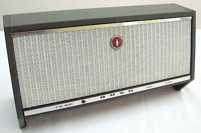 RARE BUSH VALVE Add-On Stereo Amplifier AU31D for SRP31D Record Player works
