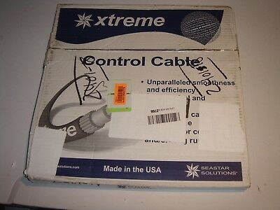 Teleflex CCX63308 TFXtreme 3300 8' Control Cable Throttle Shift SEASTAR SOLUTION