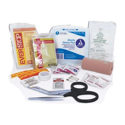 Rothco Tactical Trauma First Aid Kit Contents, EMT Medical Supplies