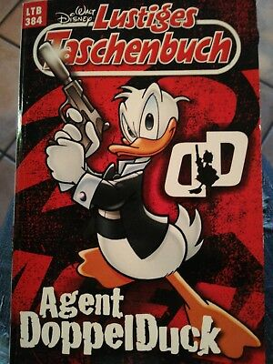 LTB 384 Mickey Mouse Agent Doppelduck