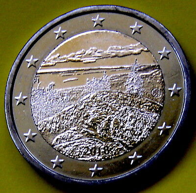 FINNLAND 2018 - 2 Euro - NATIONALPARK KOLI - UNC -  SOFORT! > BRANDNEU + RAR!!
