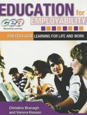 Education for Employability - CCEA GCSE - Learni... by Wilson, Dorothy Paperback