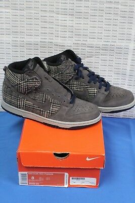 separation shoes 7eee4 10d61 ... usa nike dunk high prm tweed pack us 10.5 306968 003 2009 b36b1 30174