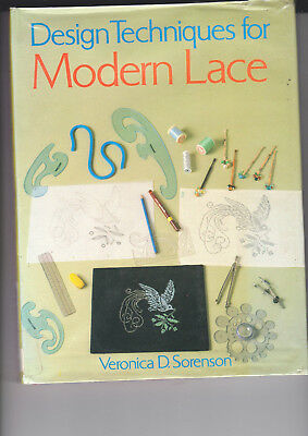 Design Techniques For Modern  Lace Book