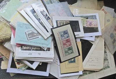 Wonderful Worldwide Mint & Used Stamp Accumulation with Premium - No Reserve!