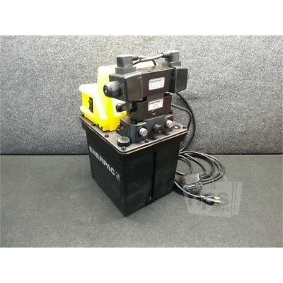 Enerpac PER-1401B Submerged Electric Pump for Double-Acting Hydraulic Cylinder*