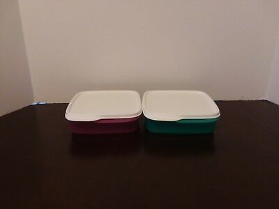 Tupperware Lunch Container set