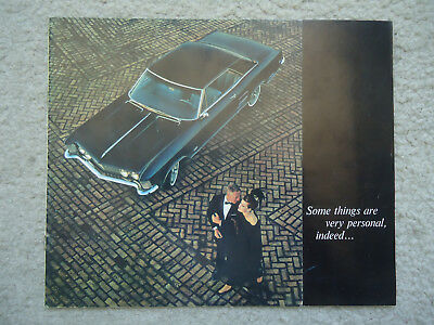 1963 Buick - Riviera - Introduction Brochure - 1963