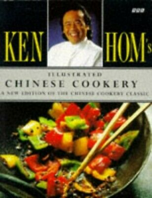 Ken Hom's Illustrated Chinese Cookery by Hom, Ken Paperback Book The Cheap Fast