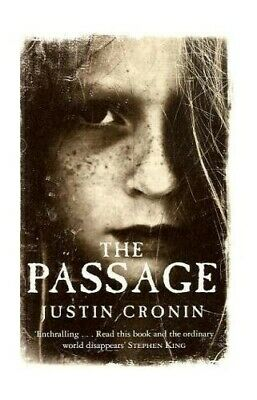 The Passage by Cronin, Justin Book The Cheap Fast Free Post
