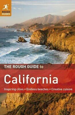The Rough Guide to California by Paul Whitfield Paperback Book The Cheap Fast