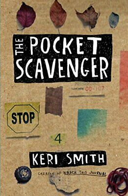 The Pocket Scavenger by Smith, Keri Book The Cheap Fast Free Post
