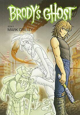 Brody's Ghost Volume 2 by Crilley, Mark Paperback Book The Cheap Fast Free Post