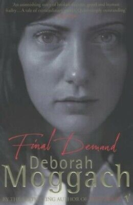 Final Demand by Moggach, Deborah Paperback Book The Cheap Fast Free Post