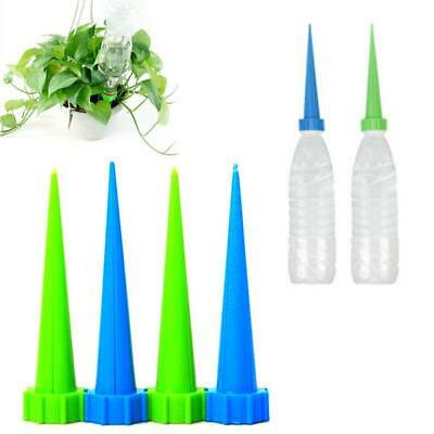 Automatic Irrigation Garden Cone Watering Spike Plant Flower Waterers Bottle new