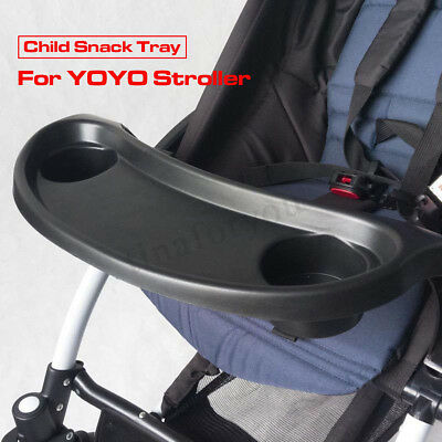 Compatible Child Snack Tray Food Stand Accessories For YOYO Stroller Pram