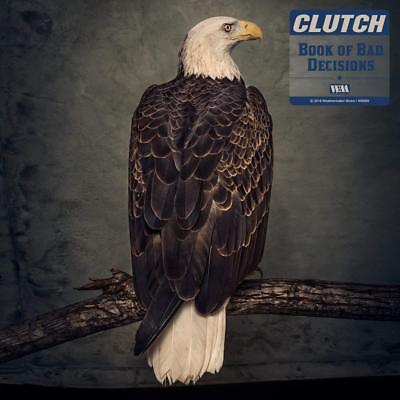 CLUTCH BOOK OF BAD DECISIONS CD (Released September 7th 2018)