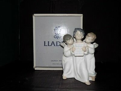 Lladro Angels Group- #010.04542