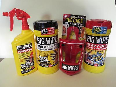 Big wipes power pack