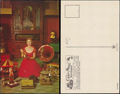 unused, Cars and Music of Yesterday, antique animated music boxes, Sarasota, FL