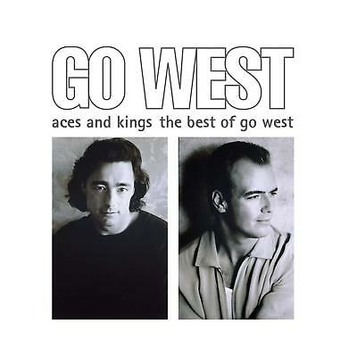 GO WEST ACES AND KINGS THE BEST OF GO WEST CD (New Release 2018) (Greatest Hits)