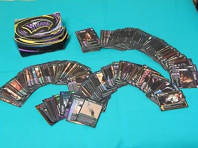 Star Wars WotC Wizards Trading Card Game TCG Lot of 375 Cards (12 Holo/Foil)