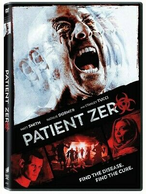 Patient Zero [New DVD] Ac-3/Dolby Digital, Dolby, Subtitled, Widescreen