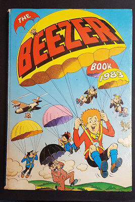 The Beezer book 1983