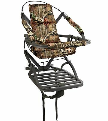 NEW! Summit Goliath SD Self Climbing Treestand 81119 - Bow & Rifle Deer Hunting