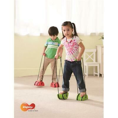 Weplay KT0001.1 Kiddies Paradise Stepping Stones 3 Pairs