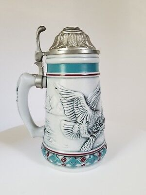 "Avon ""endangered Species: The Bald Eagle"" Beer Stein"