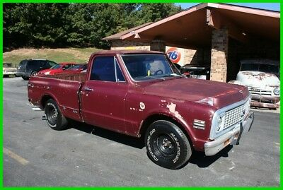 1971 Chevrolet C-10  1971 CHEVROLET C10 CST SHORT BED PICKUP