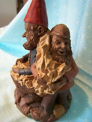 Vintage Tom Clark Gnome PETE AND REPETE  Recyclers 1990 #71