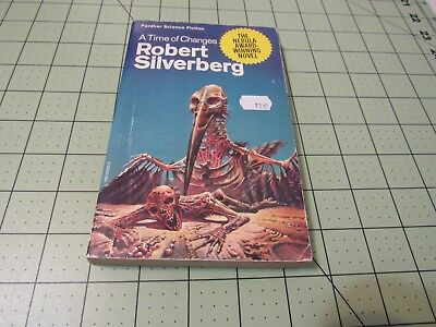 a time of changes silverberg robert