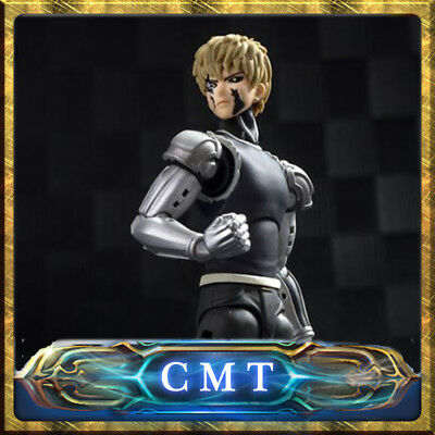 Dasin Model DM One Punch Man Genos Fabricant S.H.Figuarts SHF PVC Action Figure