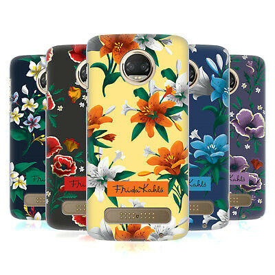 Official Frida Kahlo Flowers Hard Back Case For Motorola Phones 1