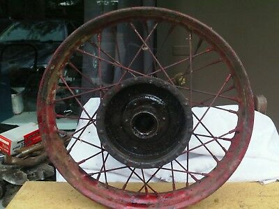 Indian Motorcycle   Sport Scout /741 Front Wheel